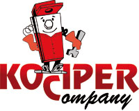 Kociper logo